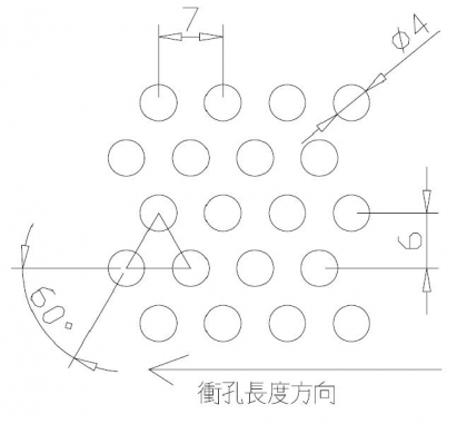 圆形 4x7PxD60