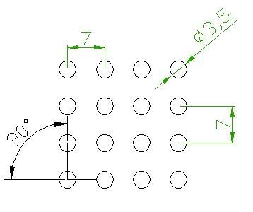 圆形 3.5x7PxD90