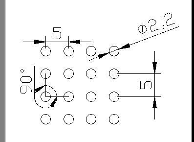 圆形 2.2x5PxD90