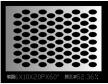 橢圆孔 6x10x20PxD60