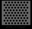 圆形 9x14PxD60