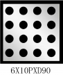 圆形 6x10PxD90
