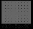 圆形 0.9x5PxD90