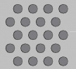 圆形 1.5x2.5PxD60