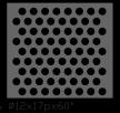 圆形 12x17PxD60